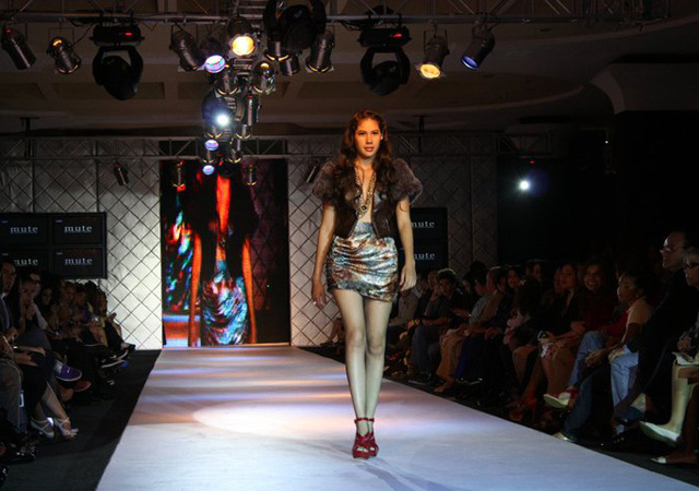 Mute by Annette Kafati Fashion Week Honduras