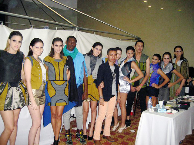 Tirso Rubio - Fashion Week Honduras