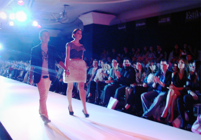 Tirso Rubio Fashion Week Honduras