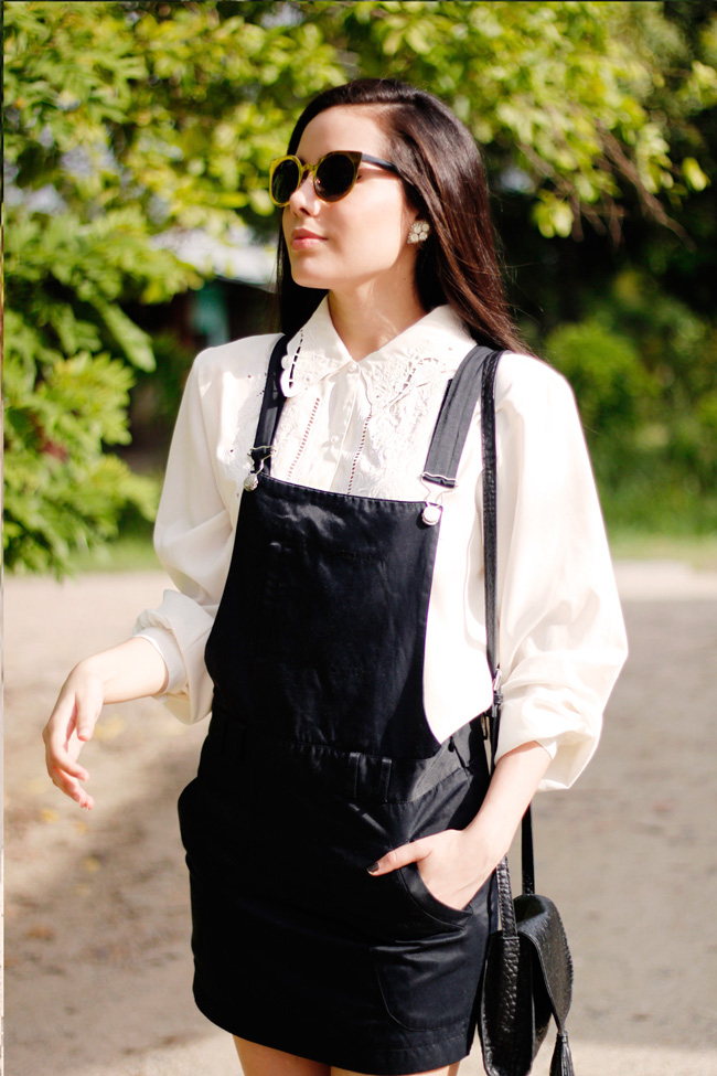 Pinafore Outfit