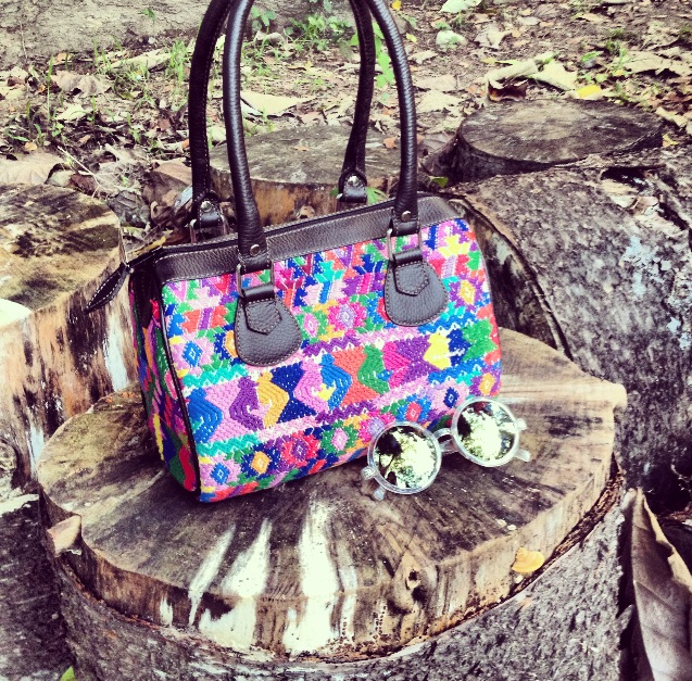 This Maria's Bag dresses up any outfit!